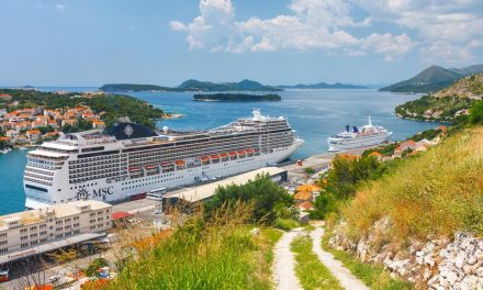 MSC to phase out single-use plastic from cruises