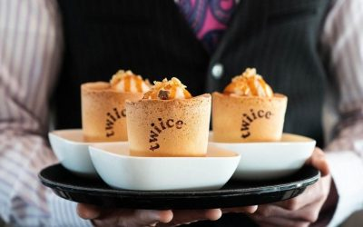 New Zealand airline serves coffee in edible mugs to reduce waste