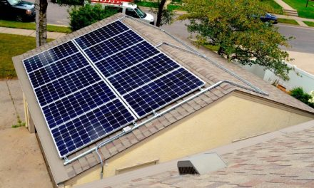 SolarPod.  System for mounting solar panels on any type of roof, without the need for drilling