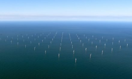 The world's largest fully operational offshore wind farm