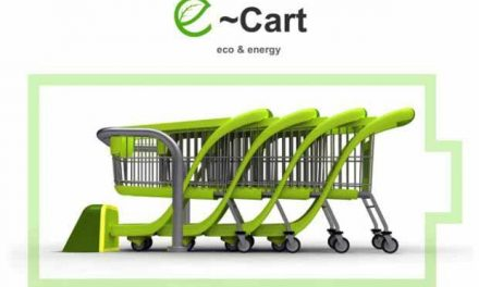 Difference.  The supermarket trolley that generates energy