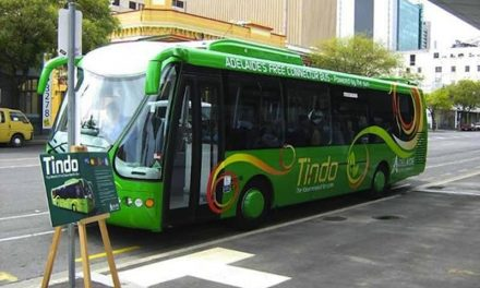 In Australia, free bus thanks to solar energy