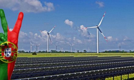 Portugal operated for four consecutive days only with renewable energies