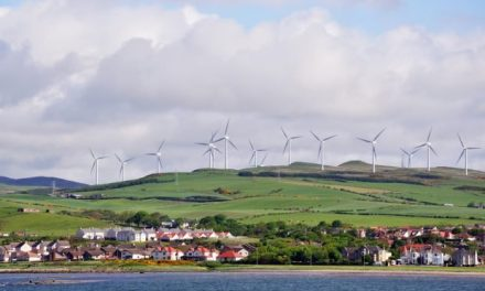 Scotland's wind energy boom generates twice what the country uses