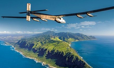 Solar Impulse 2 is already in Hawaii after 80 hours in the air