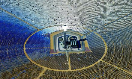 100% operational the largest solar energy farm in the world