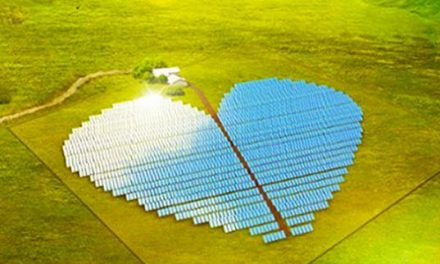 The most beautiful photovoltaic solar power plant in the world