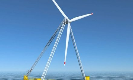 "The world's most efficient floating wind platform will be ""made in Spain"""