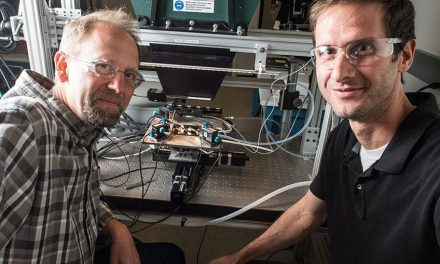 They develop a solar cell with a record efficiency of almost 50%