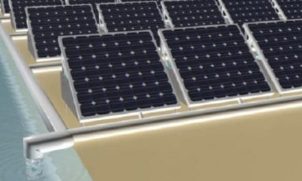 They develop photovoltaic modules that produce electricity and drinking water