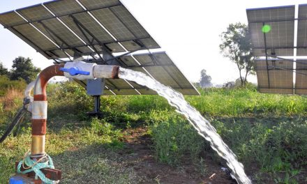 Solar water pumps, an efficient and sustainable alternative