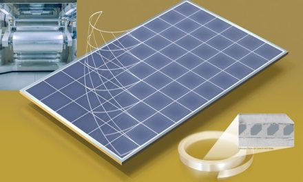 A thin film capable of increasing the performance of solar panels by up to 10%