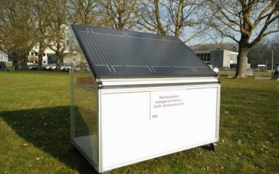 Belgian scientists design solar panel that produces hydrogen from moisture in the air