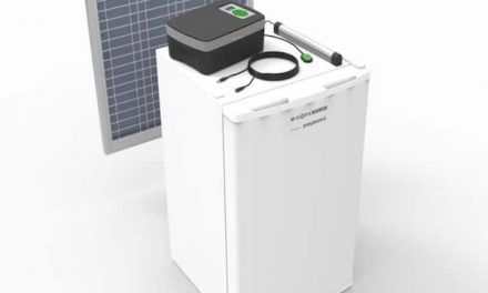 Brazilian solar refrigerators for those who do not have access to the electricity grid