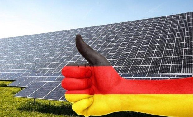 Germany, with clear skies from coronavirus, records record solar power production