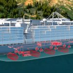 Giant fuel cells to power large freighters