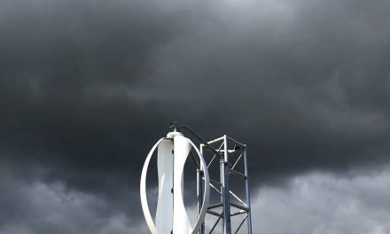 IceWind, the vertical axis mini-wind turbines born from crazy Icelandic winds