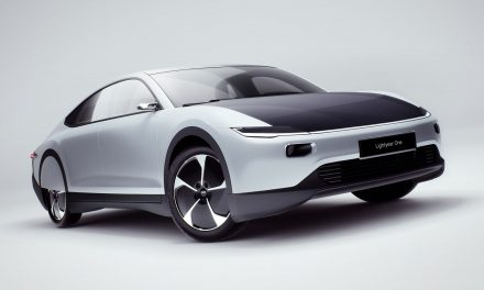 Lightyear completes solar roof production for its electric car