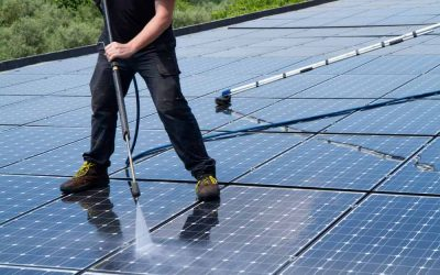 New solution to cool solar panels and increase their efficiency by 8%