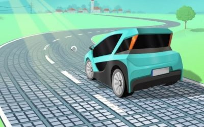 Solar roads, a new proposal to capture clean energy and allow electric vehicles on the move to be recharged
