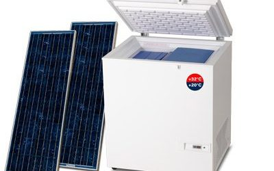 Solarchill, the solar refrigerator that saves lives
