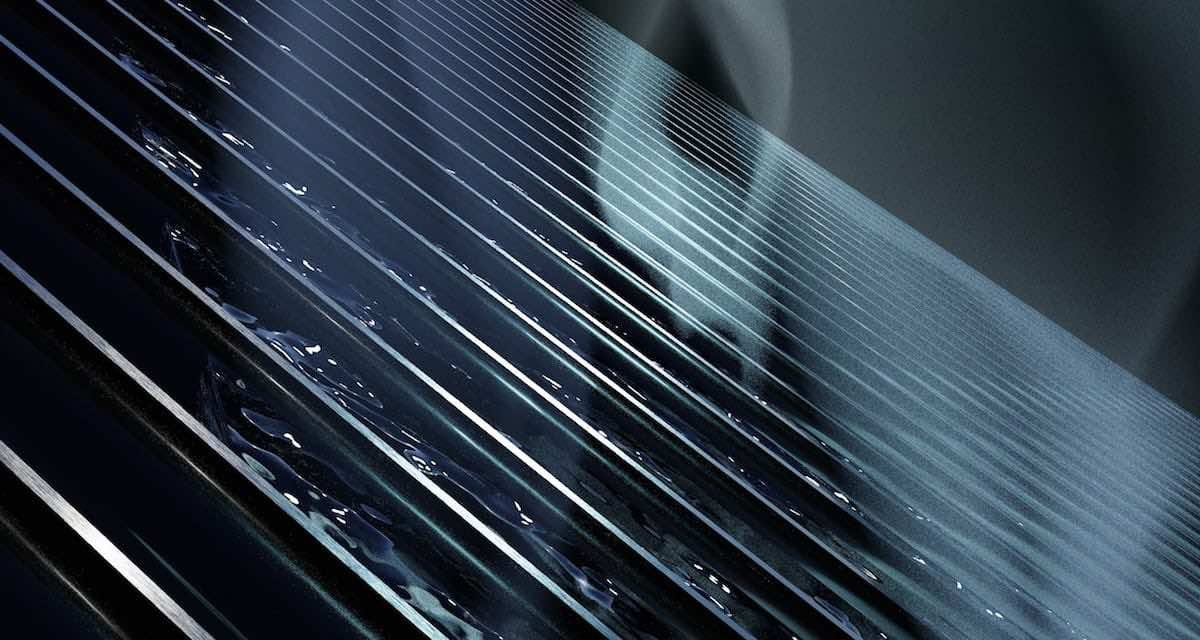 The US Army's aluminum panel that defies gravity and purifies water with sunlight