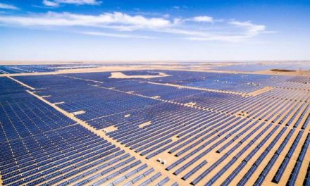 The world's largest solar project will also be the cheapest