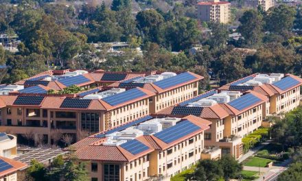 What is a solar community?