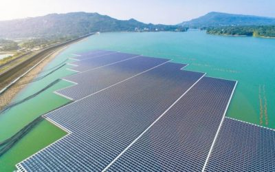 Floating photovoltaics, more than 1.3 GW already installed worldwide, and increasing