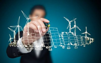 A third of the world's energy capacity already comes from renewable energies