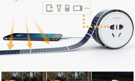 Adhesive and reusable solar tape