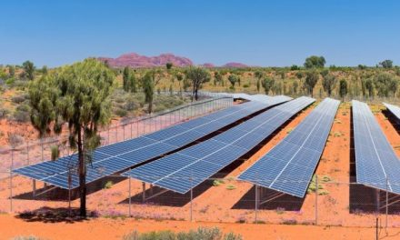 Australia adds one solar megaproject per month