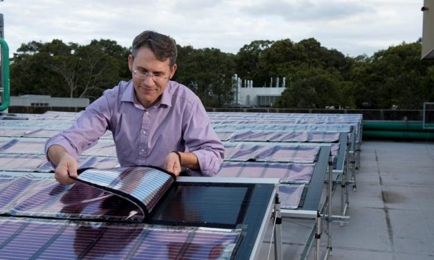 Australian scientists aim to rewrite the future of energy with printed solar panels