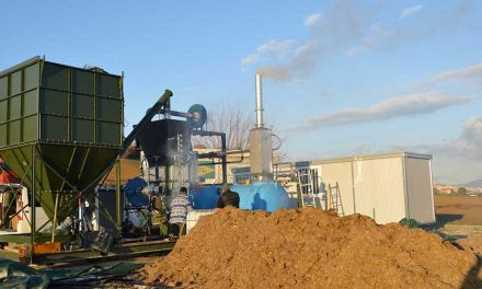 Chimera, a project that turns polluting poultry manure into green energy and fertilizer