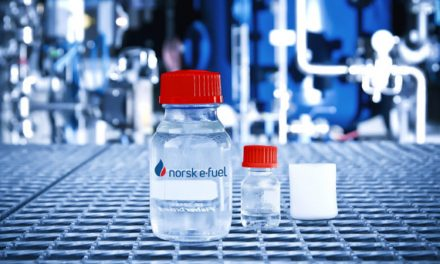 Europe's first renewable aviation fuel production plant