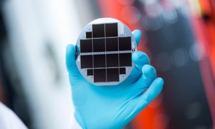 German Fraunhofer Institute sets new record for converting sunlight into electricity