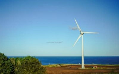 How a small offshore wind farm in Scotland could impeach a US president