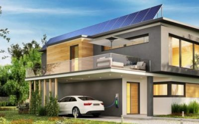 How to charge your electric car with solar power at home