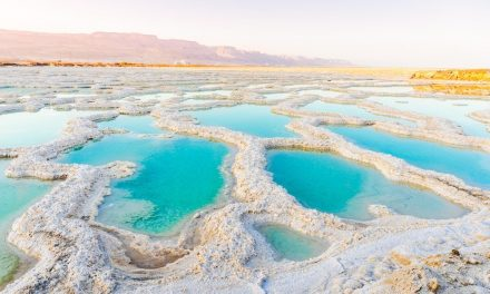 Hydrogels and solar energy to desalinate even the water of the Dead Sea