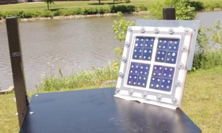 HyperSolar H2 generator, three hundred hours of hydrogen using only water and solar energy