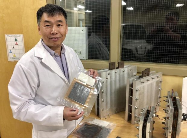 New fuel cell could be cheap enough to replace gasoline engines