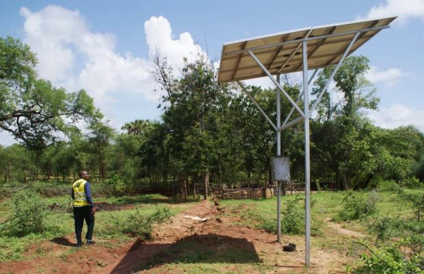 Sun-pumped water will quench rural Kenya's thirst