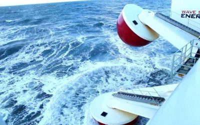 Wavestar: new system that allows to generate energy from waves without interruption