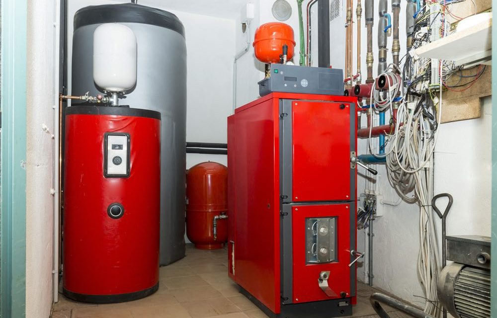 Advantages of biomass boilers