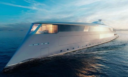 Bill Gates buys first hydrogen superyacht to sail without pollution