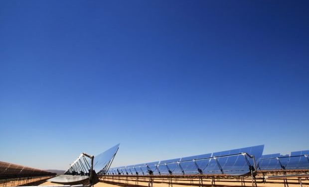 European solar thermal energy, more than 53 million m2 of panels installed
