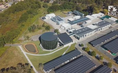 Gigantic water battery cuts university energy costs by $ 100 million over next 25 years