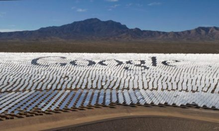 Google made the largest commercial renewable energy purchase in history