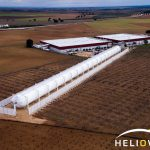 HelioTube, a solar concentrator with recycled plastics that halves the costs of solar thermal energy