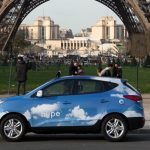Hype: the world's first and largest fleet of 100% hydrogen taxis